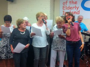 Friends Of The Elderly Choir